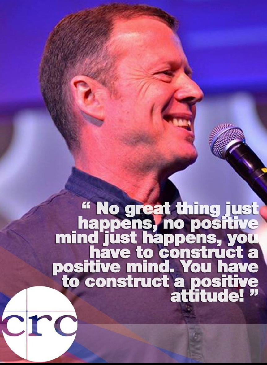 Senior Pastor: At Boshoff